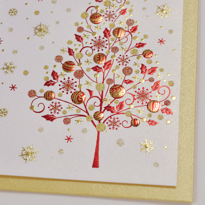 Foil stamping/embossing